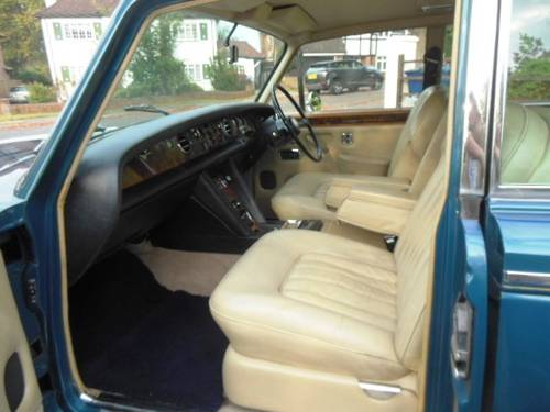 Rolls Royce Silver Shadow 1974 N Reg Superb Flared Arch Mod SOLD (picture 5 of 6)