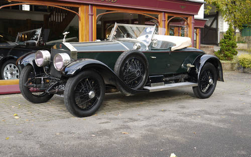 Rolls-Royce Silver Ghost 1923 Springfield Piccadilly Roadstr For Sale (picture 1 of 3)