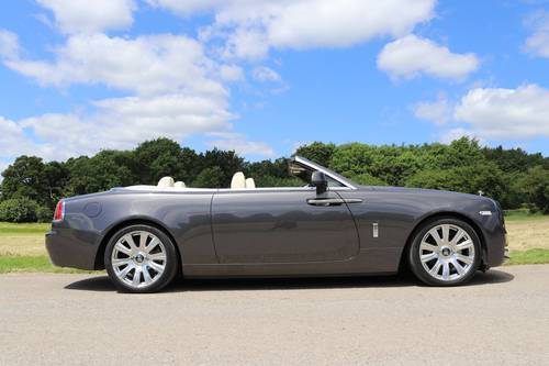 2016 ROLLS-ROYCE DAWN For Sale (picture 3 of 6)