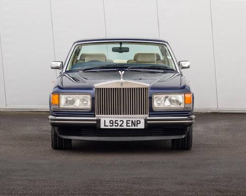 1993 Rolls Royce Silver Spirit Saloon III 4dr Auto SOLD (picture 2 of 6)