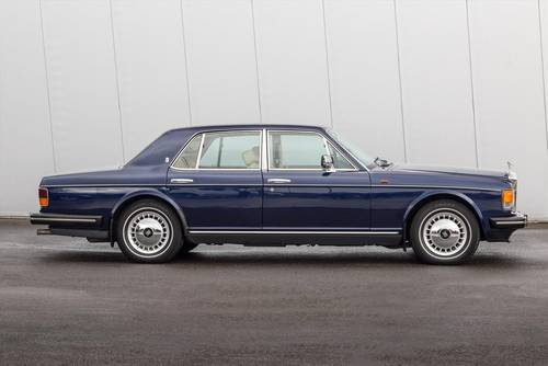 1993 Rolls Royce Silver Spirit Saloon III 4dr Auto SOLD (picture 3 of 6)