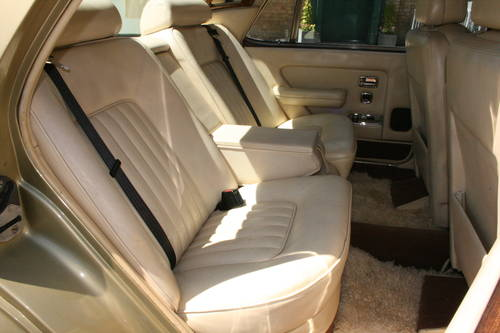 1982 Rolls Royce Silver Spirit SOLD (picture 4 of 6)