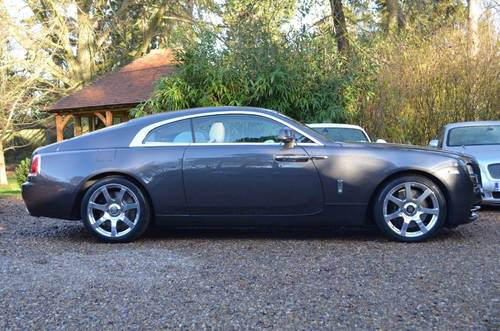 2014 ROLL-SROYCE WRAITH For Sale (picture 2 of 6)