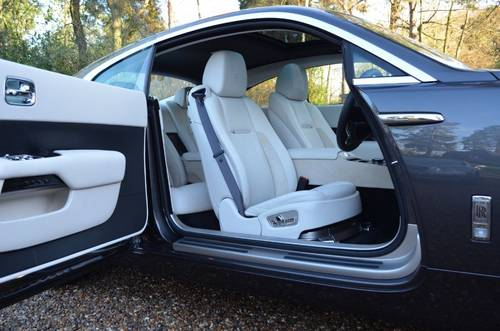 2014 ROLL-SROYCE WRAITH For Sale (picture 3 of 6)