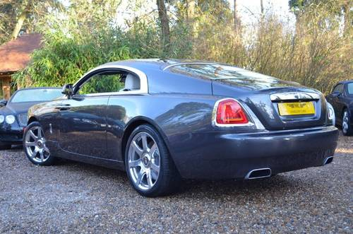 2014 ROLL-SROYCE WRAITH For Sale (picture 6 of 6)