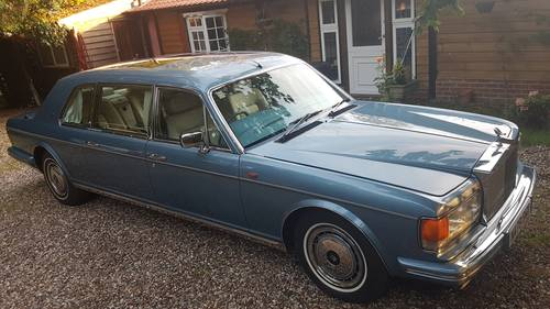 1995 Rolls Royce Spur 3 Touring Limousine by Mulliner park Ward For Sale (picture 2 of 6)