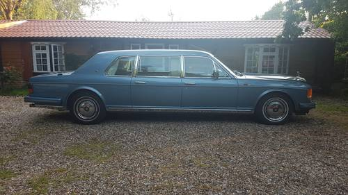 1995 Rolls Royce Spur 3 Touring Limousine by Mulliner park Ward For Sale (picture 3 of 6)
