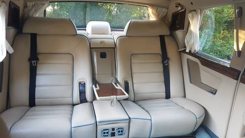1995 Rolls Royce Spur 3 Touring Limousine by Mulliner park Ward For Sale (picture 5 of 6)