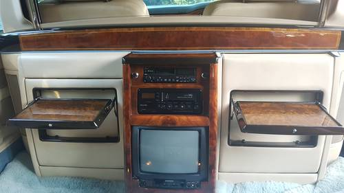 1995 Rolls Royce Spur 3 Touring Limousine by Mulliner park Ward For Sale (picture 6 of 6)