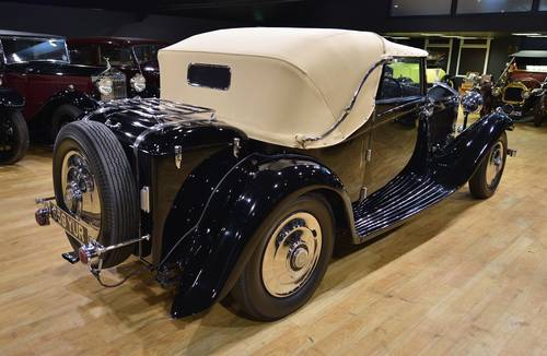 1934 Rolls Royce Gurney Nutting Owen Sedanca 3 Position DH For Sale (picture 3 of 6)