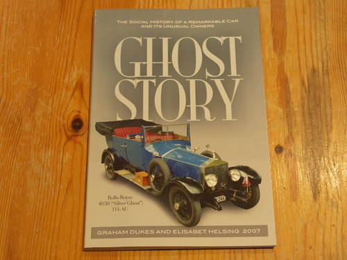 Ghost Story The social history of a remarkable car by Dukes For Sale (picture 1 of 1)