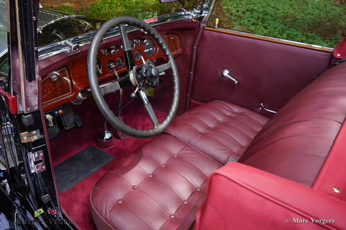 1927 Rolls Royce Springfield with a Brewster body, Restored LHD ! For Sale (picture 3 of 6)
