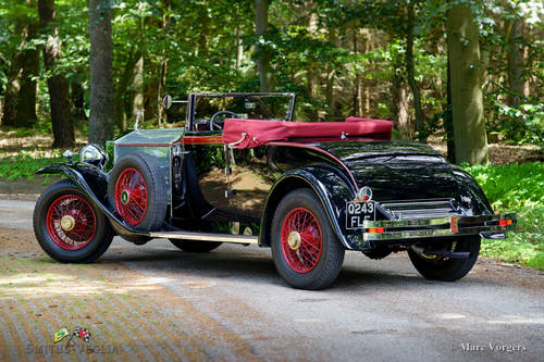 1927 Rolls Royce Springfield with a Brewster body, Restored LHD ! For Sale (picture 5 of 6)