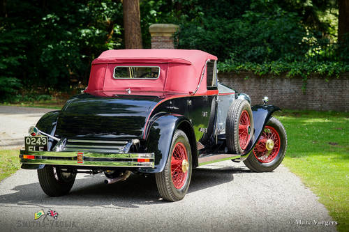 1927 Rolls Royce Springfield with a Brewster body, Restored LHD ! For Sale (picture 6 of 6)