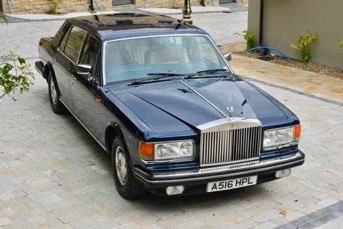 1983 Rolls Royce Silver Spur SOLD (picture 1 of 6)