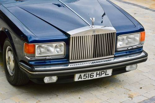 1983 Rolls Royce Silver Spur SOLD (picture 4 of 6)
