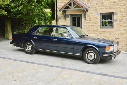1983 Rolls Royce Silver Spur SOLD (picture 5 of 6)