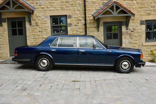 1983 Rolls Royce Silver Spur SOLD (picture 6 of 6)
