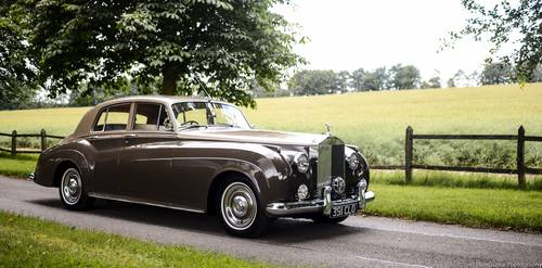 1961 Rolls Royce Silver Cloud II SOLD (picture 1 of 6)