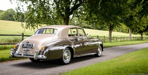 1961 Rolls Royce Silver Cloud II SOLD (picture 4 of 6)