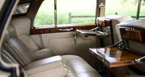 1961 Rolls Royce Silver Cloud II SOLD (picture 6 of 6)