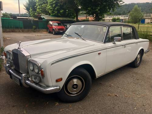 1974 LEFT HAND DRIVE. LHD. ITALIAN CAR. ALL ORIGINAL SOLD (picture 1 of 4)