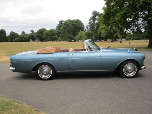 1965 Rolls Royce Silver Cloud III Drophead Coupe by MPW For Sale (picture 1 of 1)