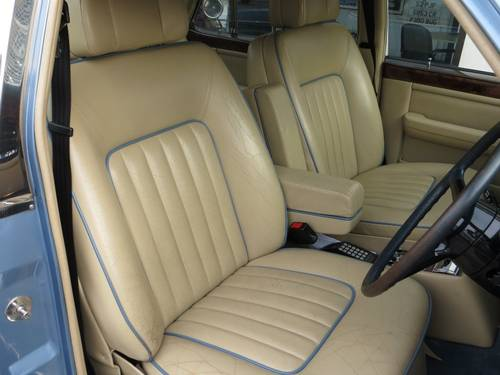1985 ROLLS ROYCE SILVER SPIRIT 6.8 SOLD (picture 5 of 6)