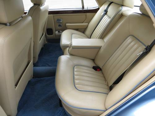 1985 ROLLS ROYCE SILVER SPIRIT 6.8 SOLD (picture 6 of 6)