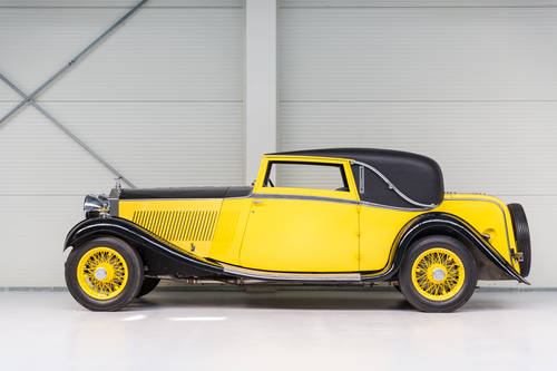 1934 Rolls-Royce 20/25HP - Coupé by Barker For Sale (picture 2 of 6)
