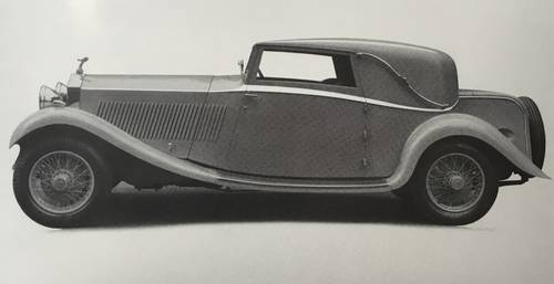 1934 Rolls-Royce 20/25HP - Coupé by Barker For Sale (picture 6 of 6)