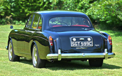 1964 Rolls Royce Silver Cloud 3 Flying Spur For Sale (picture 2 of 6)