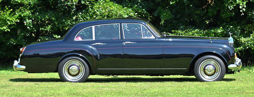 1964 Rolls Royce Silver Cloud 3 Flying Spur For Sale (picture 3 of 6)