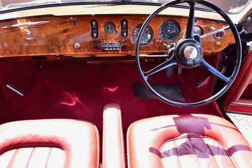 1964 Rolls Royce Silver Cloud 3 Flying Spur For Sale (picture 4 of 6)