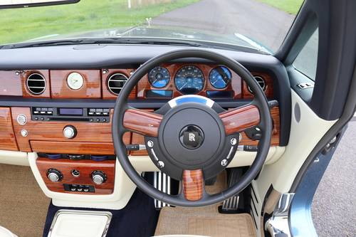 2007 Rolls-Royce Phantom DROP HEAD For Sale (picture 3 of 6)
