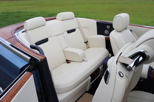 2007 Rolls-Royce Phantom DROP HEAD For Sale (picture 5 of 6)