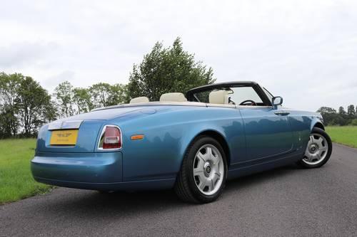 2007 Rolls-Royce Phantom DROP HEAD For Sale (picture 6 of 6)