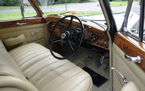 Rolls-Royce Silver Wraith 1958 Limousine by Hooper For Sale (picture 3 of 3)