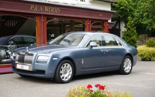 Rolls-Royce Ghost. April 2012 For Sale (picture 1 of 3)