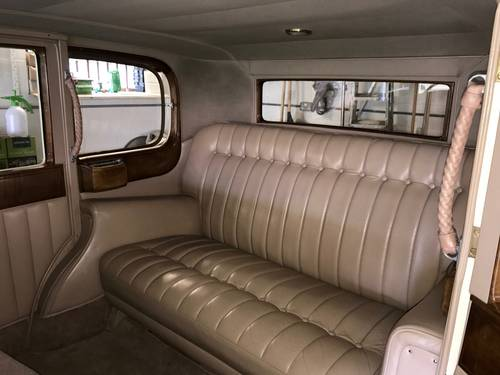 1933 Rolls-Royce Phantom II D-Back Limousine For Sale (picture 3 of 6)
