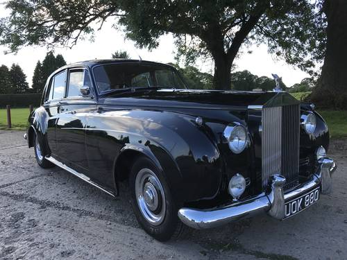 1957 Rolls Royce Silver Cloud ~ Series 1 For Sale (picture 1 of 6)