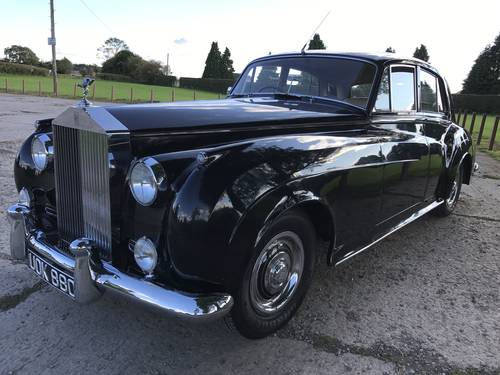 1957 Rolls Royce Silver Cloud ~ Series 1 For Sale (picture 2 of 6)