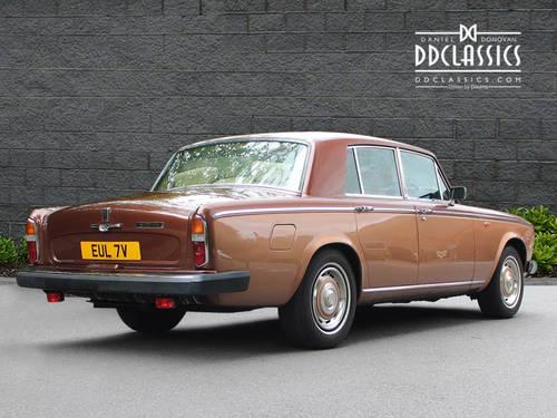 1980 Rolls-Royce Silver Shadow II (RHD) For Sale (picture 2 of 6)