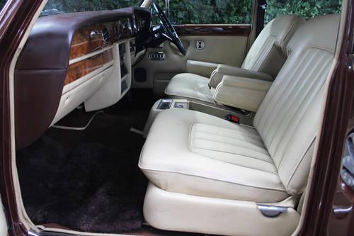 1980 Rolls-Royce Silver Shadow II (RHD) For Sale (picture 5 of 6)