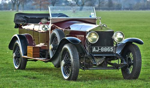 1922 Rolls Royce Silver Ghost Tourer For Sale (picture 1 of 6)