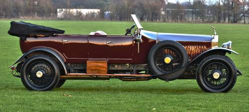 1922 Rolls Royce Silver Ghost Tourer SOLD (picture 3 of 6)