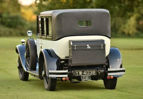 1928 Rolls Royce Phantom I Sedanca by Hooper For Sale (picture 2 of 6)
