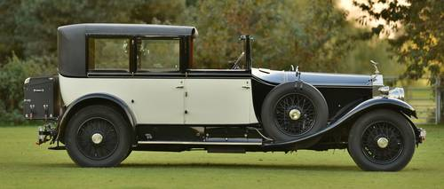 1928 Rolls Royce Phantom I Sedanca by Hooper For Sale (picture 3 of 6)