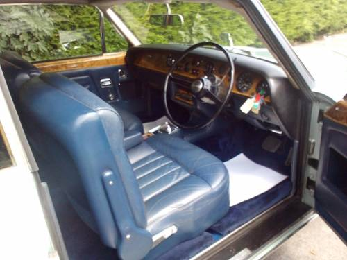 1970 ROLLS ROYCE  MPW  2 DOOR  COUPE. For Sale (picture 5 of 6)
