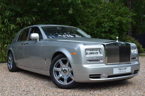 2012 Rolls-Royce Phantom S2 For Sale (picture 1 of 6)
